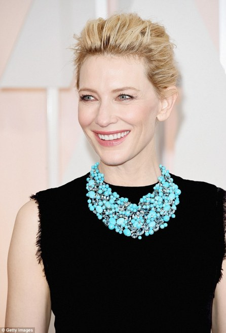 blanchett close up
